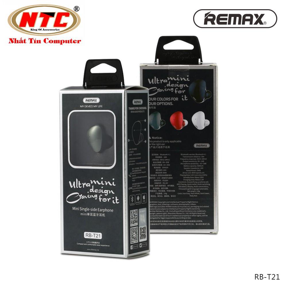 Tai nghe Bluetooth mini Remax RB-T21