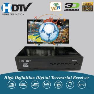 H.265 STB Malaysia Middle East Africa Congo Ghana DVB-T2 850