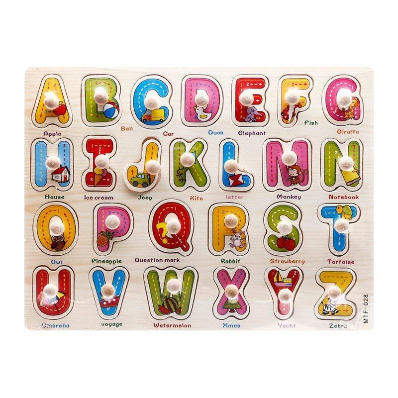 bảng ghép có núm cầm tay học chữ cái - 3066943 , 261838079 , 322_261838079 , 60000 , bang-ghep-co-num-cam-tay-hoc-chu-cai-322_261838079 , shopee.vn , bảng ghép có núm cầm tay học chữ cái