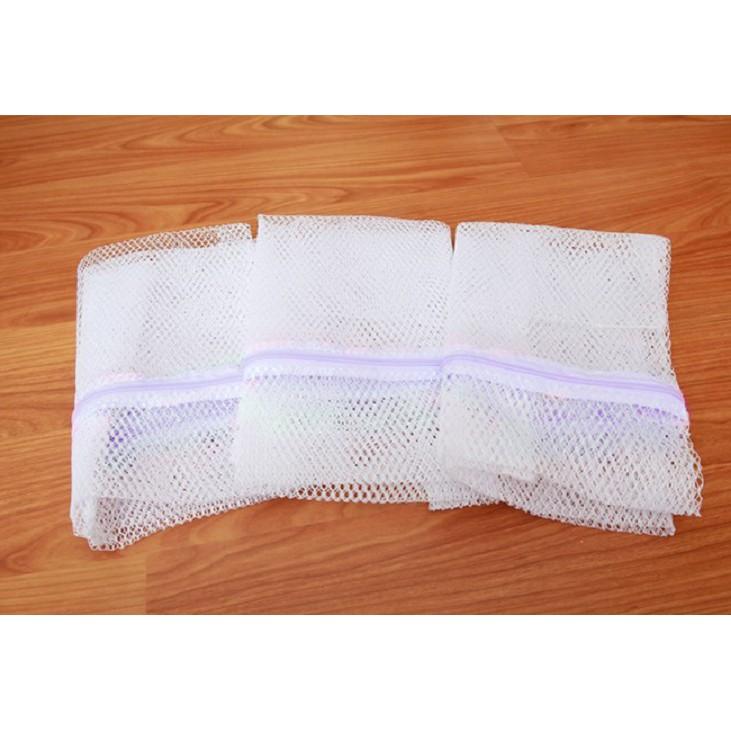 Sỉ 10 túi lưới bảo vệ đồ giặt 30 x 40 - 2769388 , 792924045 , 322_792924045 , 100000 , Si-10-tui-luoi-bao-ve-do-giat-30-x-40-322_792924045 , shopee.vn , Sỉ 10 túi lưới bảo vệ đồ giặt 30 x 40