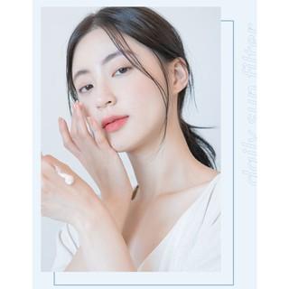 SFK Kem Chống Nắng Dưỡng Ẩm Mịn Da, Nâng Tông Da tình cờ Romand Daily Sun Filter 50ml 20