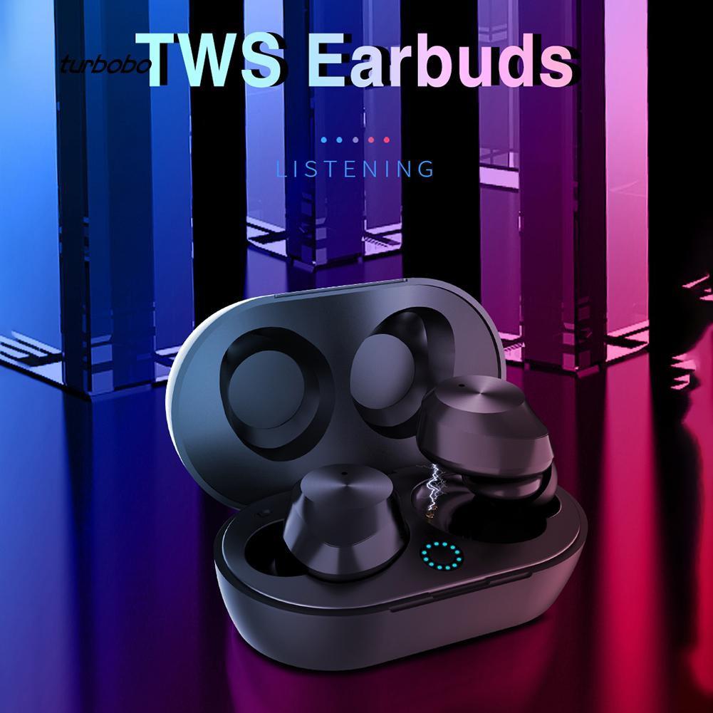 Bộ tai nghe TWS Bluetooth 5.0 chống nước âm thanh tuyệt hảo