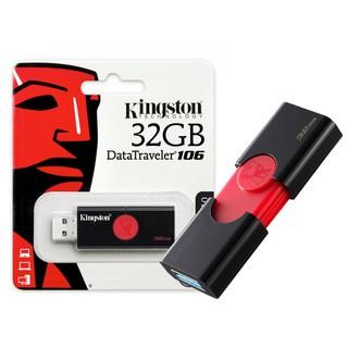 USB Kingston 32G Data Traveler 106 tốc độ 3.0 tha hồ lưu trữ dữ liệu