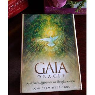 Bài Oracle Gaia