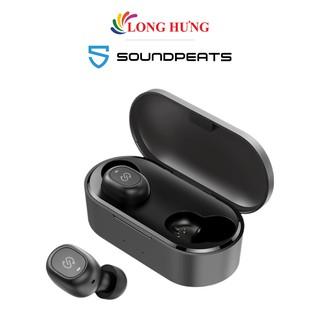 [Mã 2404EL10K giảm 10K đơn 20K] Tai nghe Bluetooth True Wireless Soundpeats TrueFree+ - Hàng chính hãng