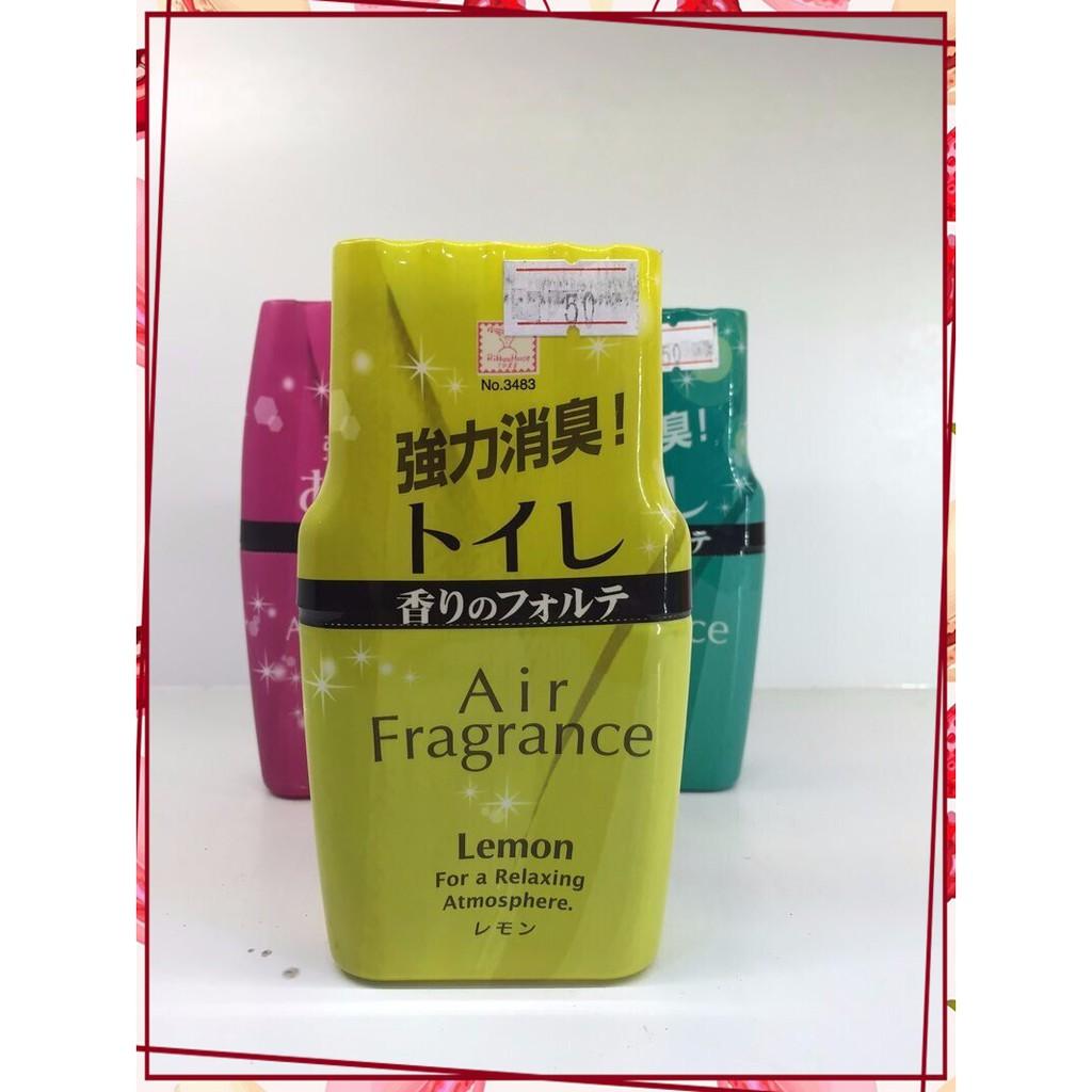 [NEW_SALE] Hộp khử mùi toilet hương chanh hàng japan