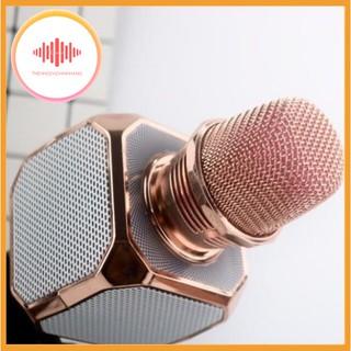 FREE SHIP Micro kèm loa Bluetooth Karaoke SD10 không dây bảo hành 6 tháng - Kèm thẻ bảo hành cứng thumbnail