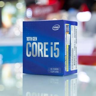 GIÁ CỰC TỐT-CPU Intel Core i5-10400 (2.9GHz turbo up to 4.3GHz, 6 nhân 12 luồng) – Socket Intel LGA 1200