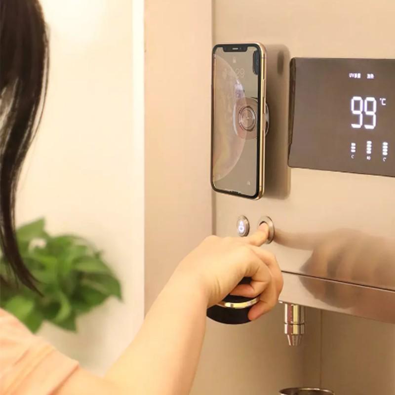 [Mã 2404EL10K giảm 10K đơn 20K] Miếng dán Nano giữ điện thoại đa năng bằng silicon trong suốt không thấm nước 273