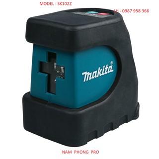 Máy cân mực laser chạy pin Makita SK102Z