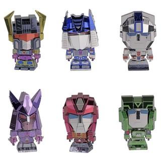 Đồ chơi mô hình kim loại MU Transformers mini - Jetfire, Hot Rod, Hound, Soundwave, Scorponok, Cyclonus