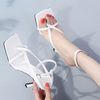 Sandal giày cao gót siêu rẻ mới nhất 2020 cao 7cm - mã B5 thumbnail