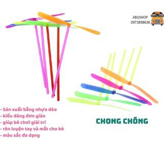 Yêu ThíchChong chóng quay - Đồ chơi trẻ em tiện lợi độc đáo, kích thích bé vận động, vui chơi A65