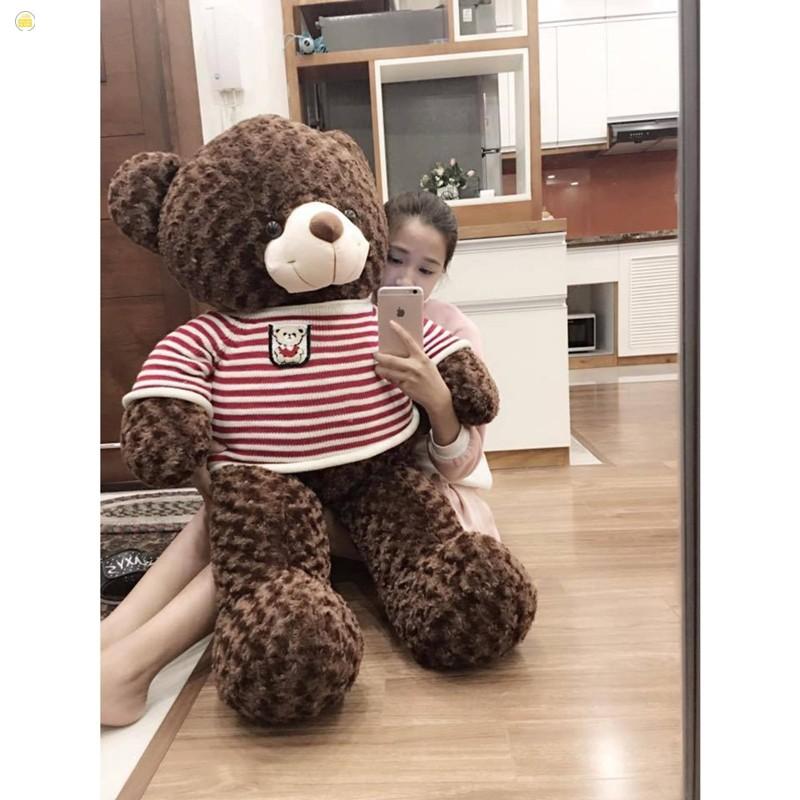 [Bán hết]Gấu Bông Oenpe siêu lớn VNXK, chất liệu cao cấp, người ôm không xuể