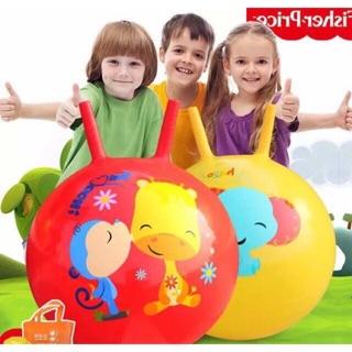 Bóng nhảy/ bóng nhún dành cho bé 3 tuổi trở lên