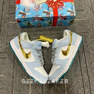 [GeekSneaker] Giày SB DUNK SEAN CLIVER SPEACIAL BOX