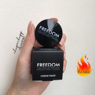 Gel kẻ mày Freedom Makeup London Pro Brow Pomade thumbnail