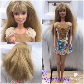 Búp bê Barbie chính hãng. Lô O
