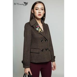 Áo Vest nữ 4 khuy IVY moda MS 67M2452 thumbnail