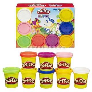 Bột nặn 8 màu Play Doh (448gr hộp to) MKD – TN