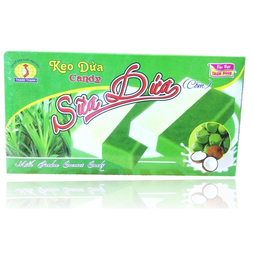 Kẹo Dừa Đặc Sản Bến Tre 500g