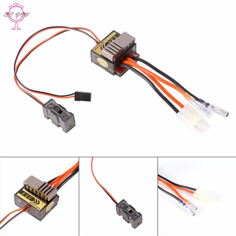 ➹BY 320A ESC Brushed Speed Controller for HSP RC 1/8 1/10