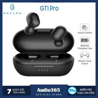 Tai Nghe Gaming TWS Haylou GT1 Pro Bluetooth 5.0 Cảm Ứng Chống Nước IPX5 BH 6 tháng thumbnail