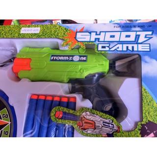 Súng bắn đạn xốp an toàn Yiniya Toys shoot game