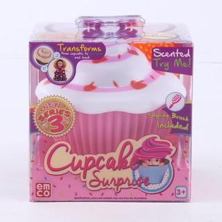 Đồ chơi búp bê bánh ngọt Cupcake Surprise thumbnail