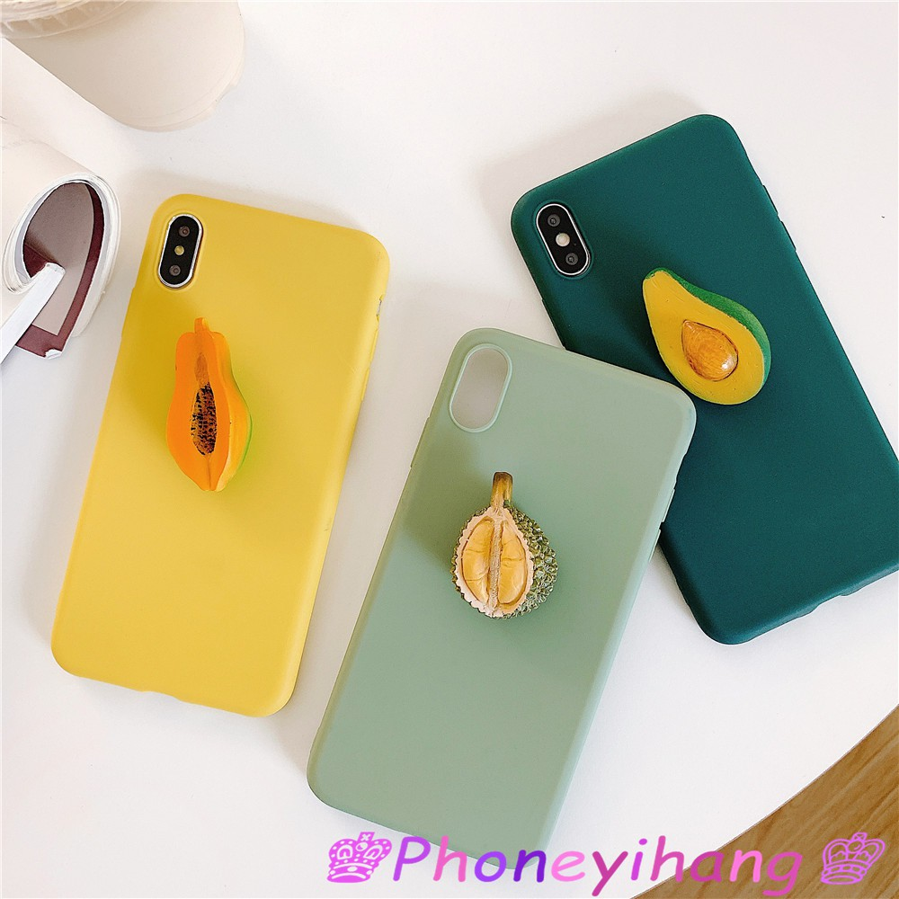 Ốp lưng nền màu nhám đính hình trái cây nổi độc đáo cho điện thoại VIVO V9 Y85 Y83 Y81 V7 Plus V3 Max - 15448232 , 2359233843 , 322_2359233843 , 80000 , Op-lung-nen-mau-nham-dinh-hinh-trai-cay-noi-doc-dao-cho-dien-thoai-VIVO-V9-Y85-Y83-Y81-V7-Plus-V3-Max-322_2359233843 , shopee.vn , Ốp lưng nền màu nhám đính hình trái cây nổi độc đáo cho điện thoại VIV