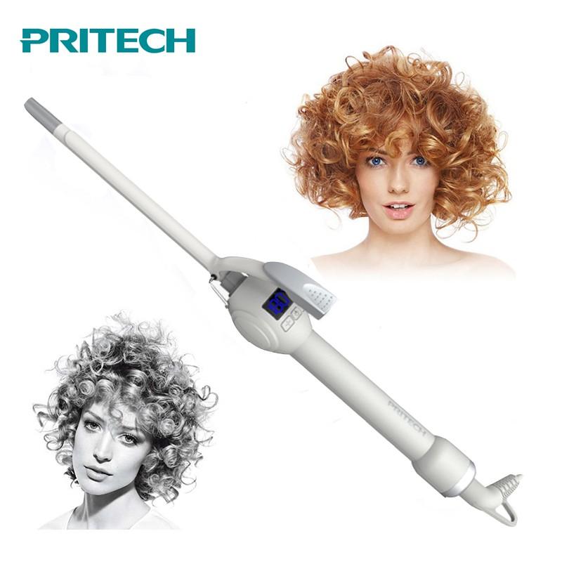 [Hàng mới về] Máy uốn tóc Pritech hình trụ 9mm