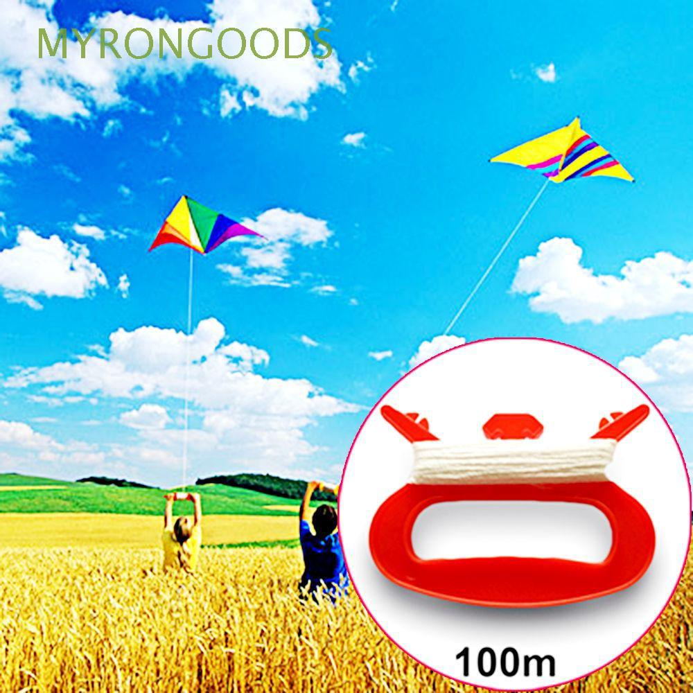 2pcs 100m Red Kids Hot Tools Flying Spring and Summer Line Board