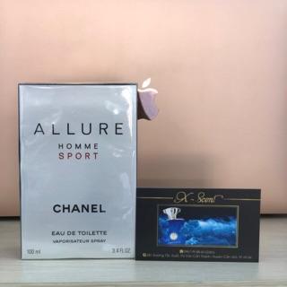 Yêu ThíchNước Hoa Nam Chanel Allure Homme Sport 100ml