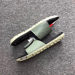 Dép 4d Memory Foam Men Michelin Mint Green Velcro Sandals Thể thao bóng rổ chống thấm nước xỏ ngón [Gửi vào ngày 1 thumbnail