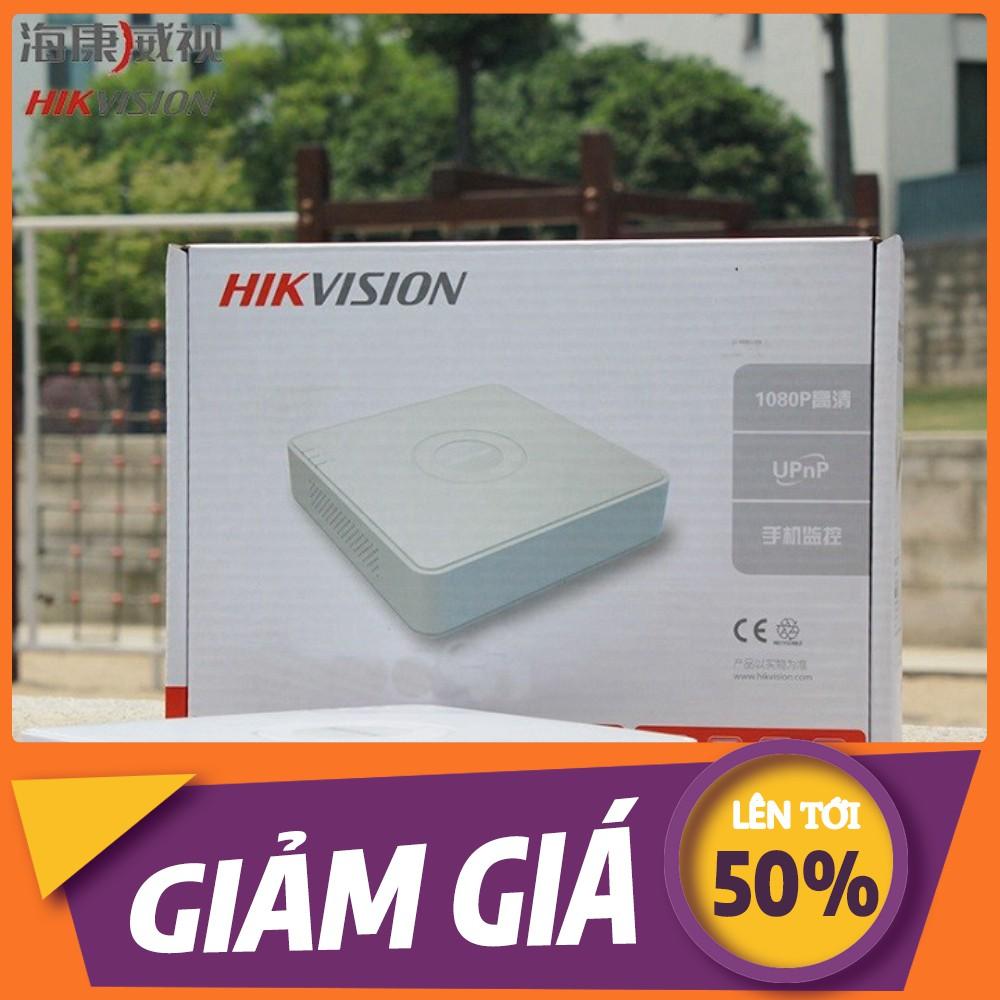 [💖] Đầu ghi hình 8 kênh Turbo HD 4.0 Hikvision DS-7108HQHI-K1 - Hàng chính hãng 100% - B