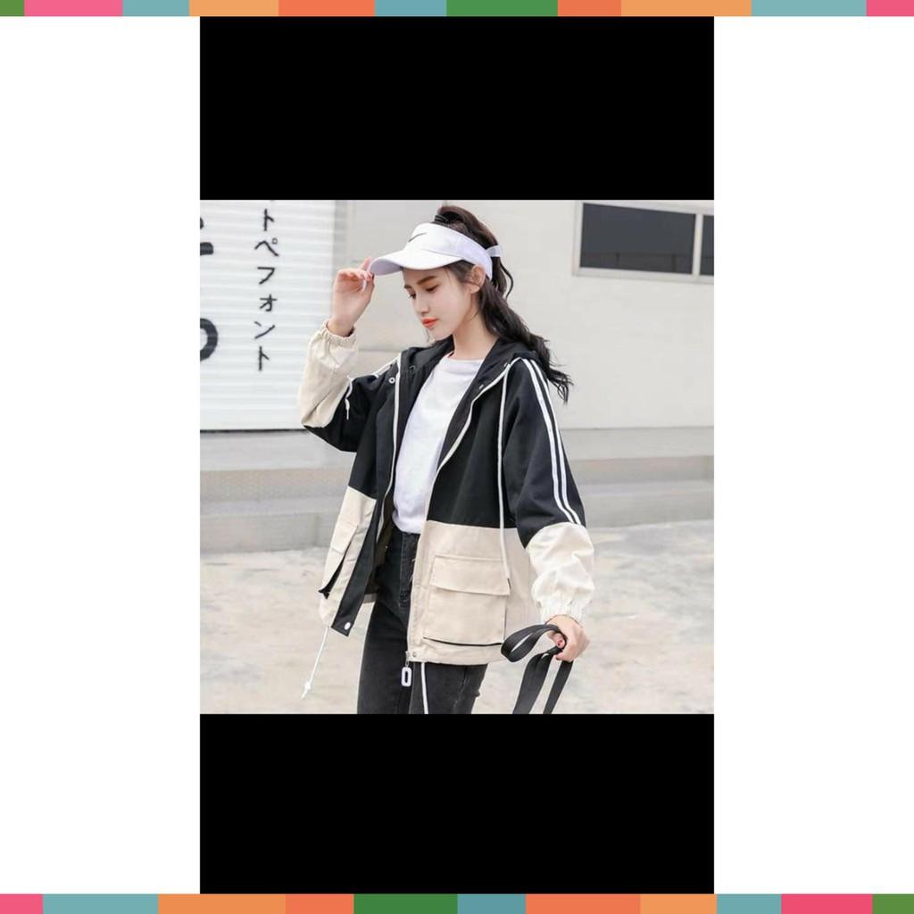 áo gió nữ 💕 Freeship 💕 giảm 10k (Nhập Mã AOTHATR10) 2019