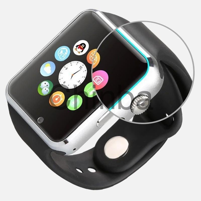 Đồng hồ thông minh A1 cảm ứng lắp sim và thẻ nhớ Chinba - 14471404 , 2299594823 , 322_2299594823 , 194000 , Dong-ho-thong-minh-A1-cam-ung-lap-sim-va-the-nho-Chinba-322_2299594823 , shopee.vn , Đồng hồ thông minh A1 cảm ứng lắp sim và thẻ nhớ Chinba