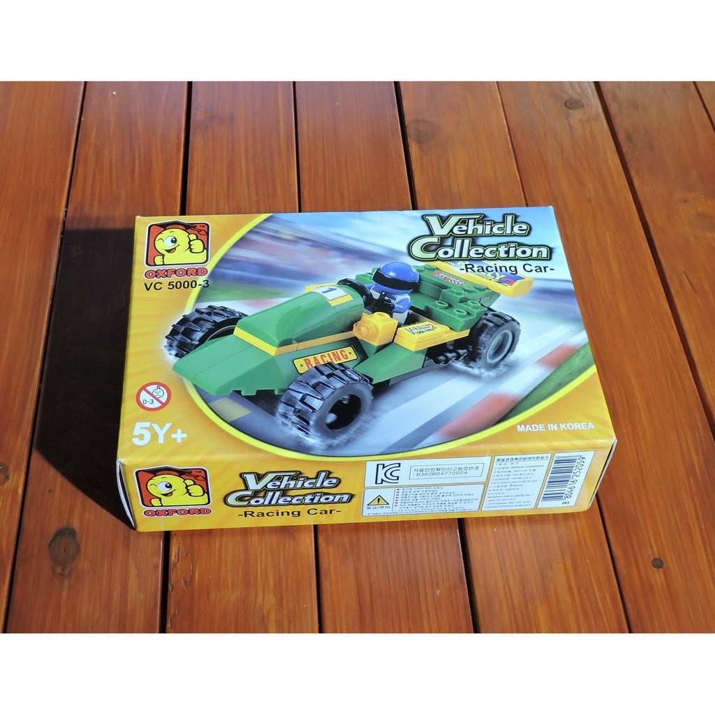Bộ đồ chơi lắp ráp mô hình xe đua F1