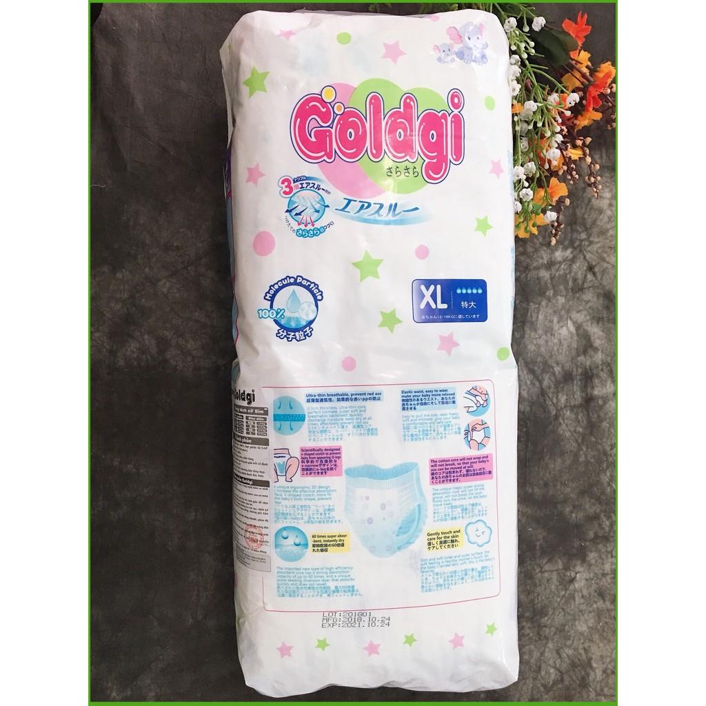 Tả quần Goldgi Nhật Bản size XL (42 Cái/Túi) _SALE 29%