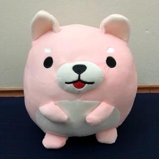 Chó Shiba hồng chất miniso mềm size 30-35cm