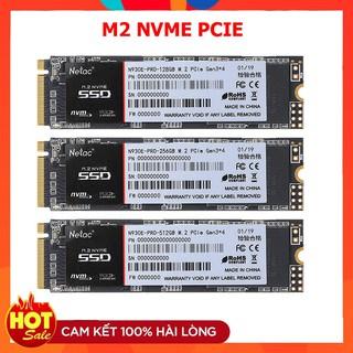 Ổ cứng ssd  M2 NVME Pcie Samsung / Intel / Lexar / Netac 500GB/256GB/128GB Hàng chính hãng - Bảo hành 3 năm
