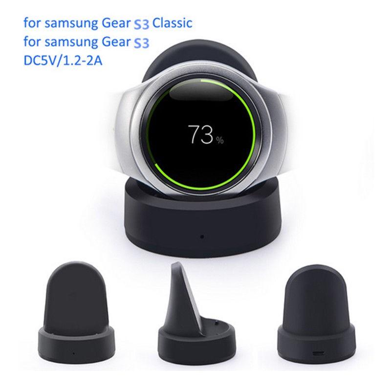 Bộ sạc thông minh 5V/500mA chuyên dùng cho đồng hồ samsung gear s3