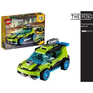[LEGO chính hãng] Bộ xếp hình xe đua địa hình tên lửa LEGO Creator 31074 3 in 1
