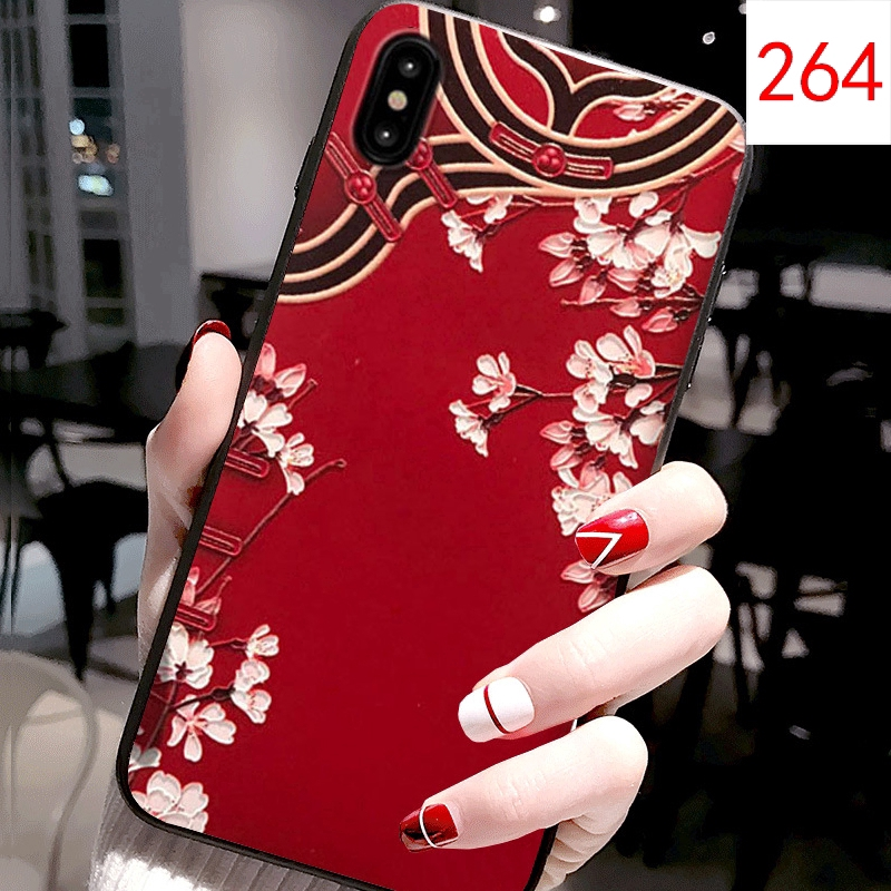 For Huawei Honor 9i Play Case Soft Cover Honor 8lite 7A Casing Emboss Classical Style