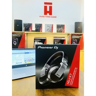 Tai nghe kiểm âm PIONEER HDJ-X7 (DJ HEADPHONE) thumbnail