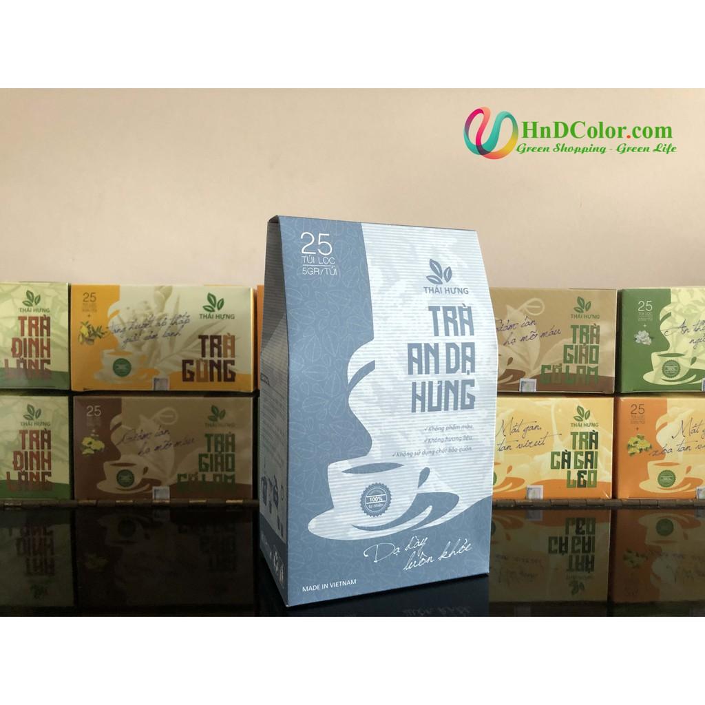 [CHÍNH HÃNG] Trà An Dạ Hưng (trà thảo dược, 100% tự nhiên, dạng túi) - hỗ trợ điều trị bệnh dạ dày
