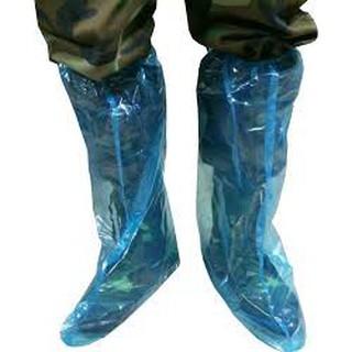 Bán buôn – Ủng đi mưa 1 lần chuyên bọc giày đi mưa