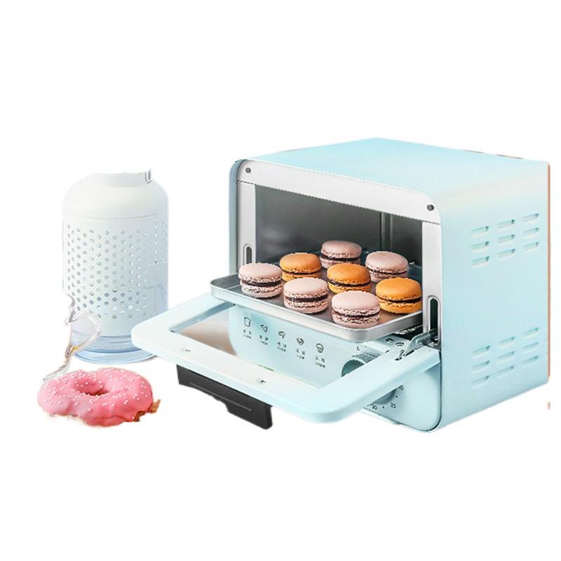 ◈Lò nướng điện Supor loại nhỏ đa chức năng làm bánh bông lan gia đình mini ăn một người chính hãng