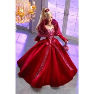 Thanh lí set đồ barbie holiday như hình