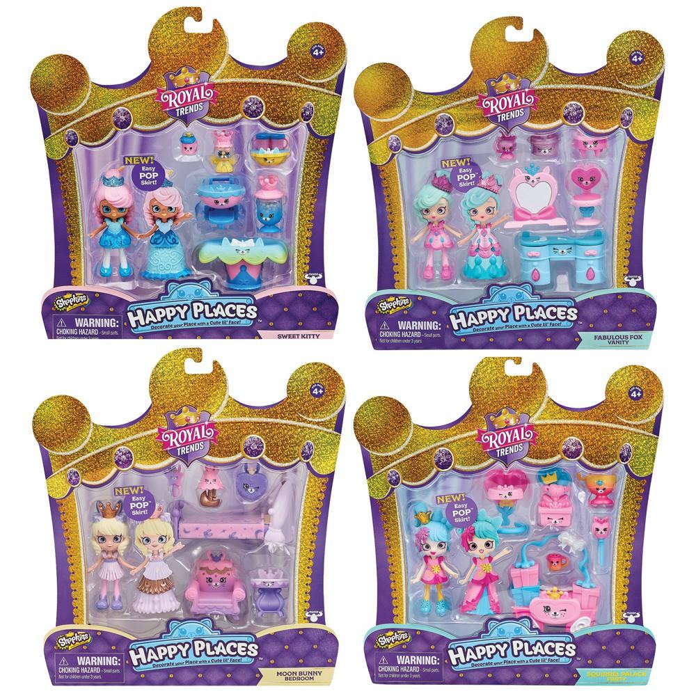 Búp bê Shopkins hoàng gia (FULL BOX)
